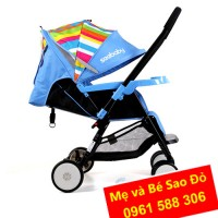Xe đẩy cho bé Seebaby T11 ( Xanh dương, xanh lá, đỏ, tím)