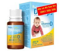 Vitamin D3 baby DDrops 400IU