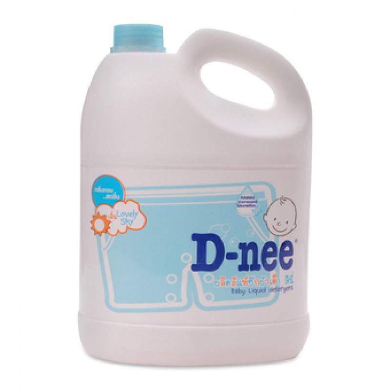 Nước giặt xả DNEE xanh 3000ml
