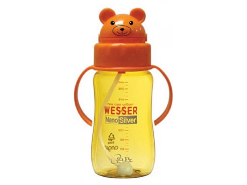 Bình tập hút Wesser 260ml