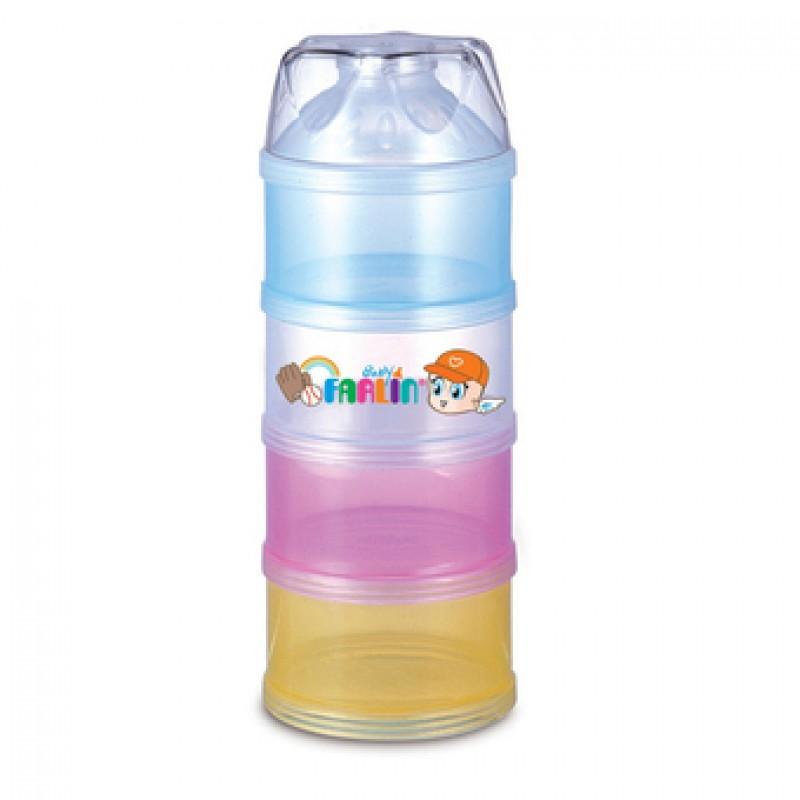 Hộp chia sữa FARLIN 4 ngăn
