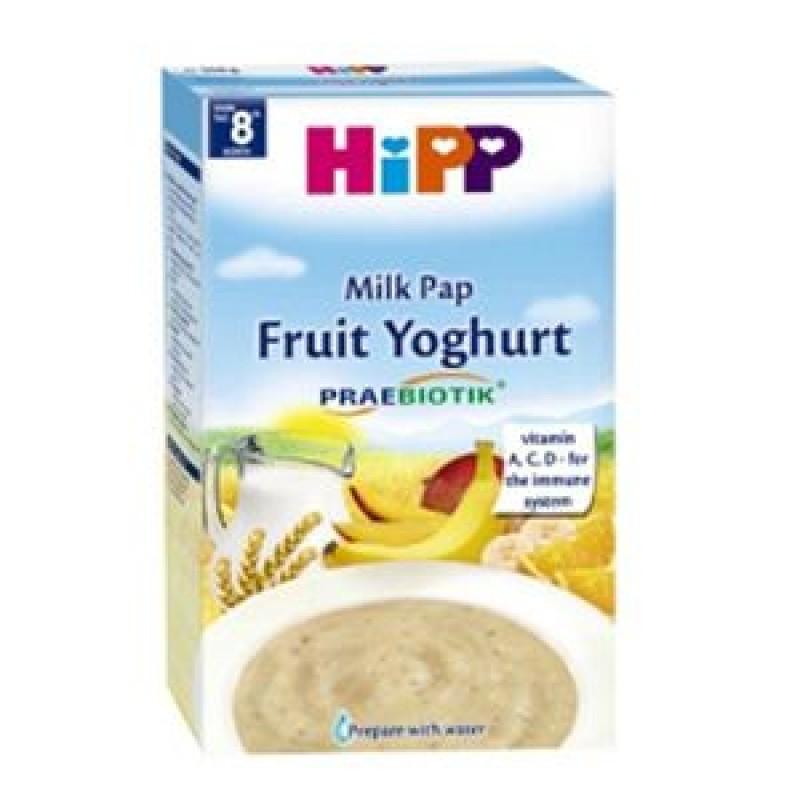 Bột ăn dặm Hipp vị ngũ cốc hoa quả