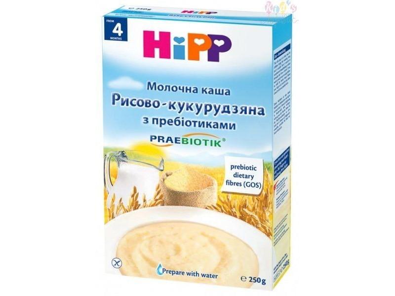 Bột ăn dặm Hipp vị Gạo sữa