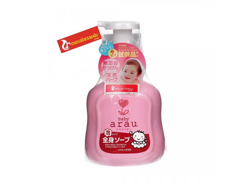 Sữa tắm bình Arau Baby 450ml