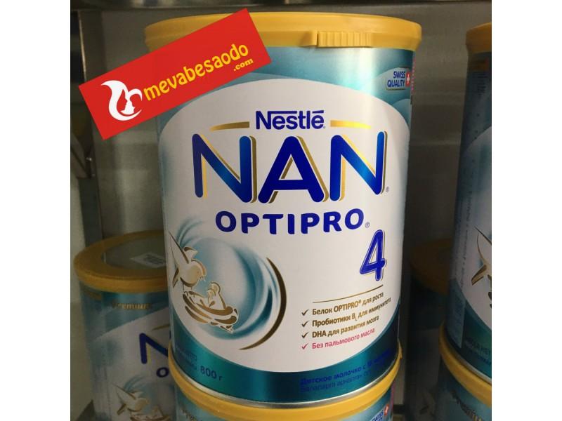 Sữa Nan Nga số 4 hộp 800g