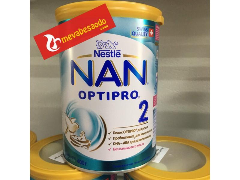 Sữa Nan Nga Số 2 hộp 400g