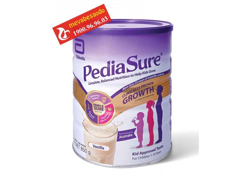 Sữa Pediasure Úc 850G 1-10t