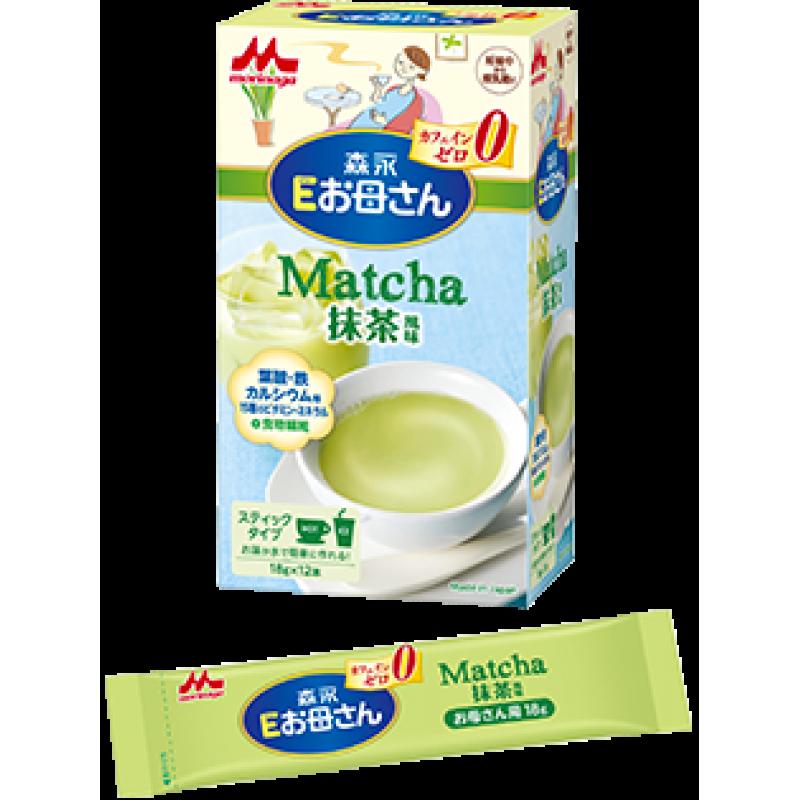 Sữa bầu Morinaga Nhật vị Trà Xanh 18gx12