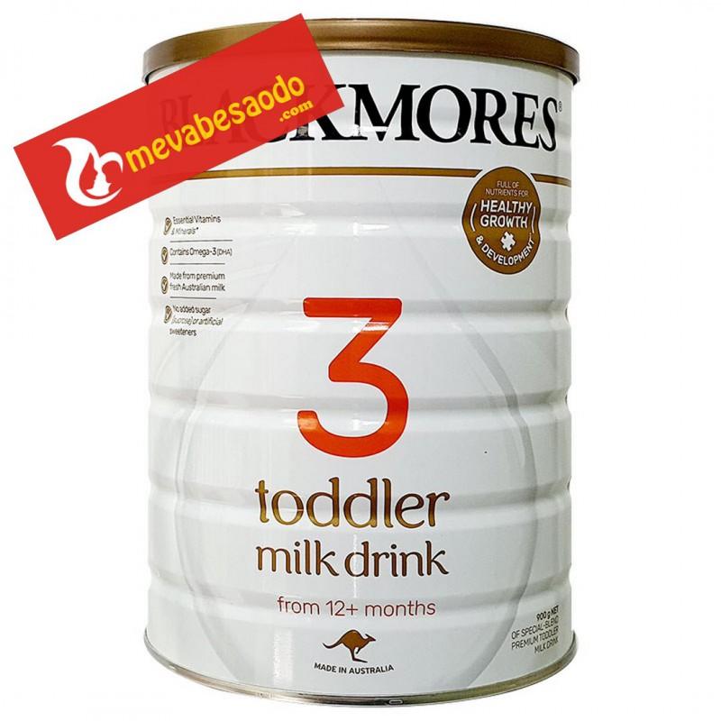 Sữa Blackmores Úc Số 3 900g