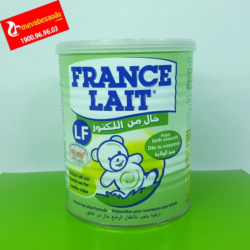 Sữa France Lait LF Pháp chống tiêu chảy