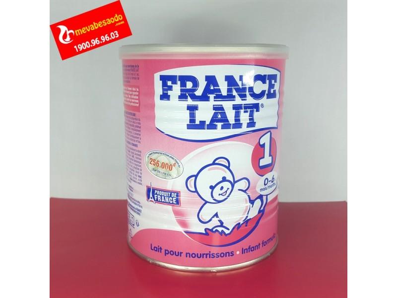 Sữa France Lait số 1 400g - cho trẻ từ 0 đến 6 tháng tuổi