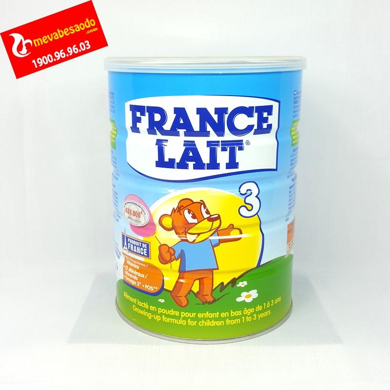 Sữa France Lait số 3 400g - cho trẻ từ 12 đến 36 tháng tuổi