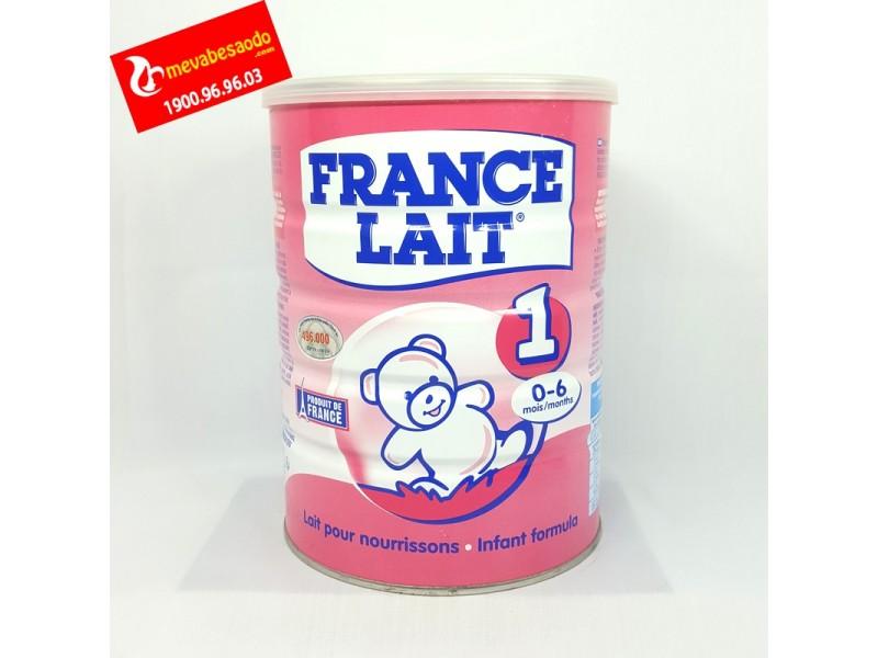 Sữa France Lait 1 900g