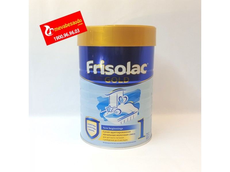 Sữa Friso Gold Nga Số 1 400g cho trẻ từ 0-6 tháng