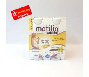 Sữa Bầu Matilia Pháp vị Vani