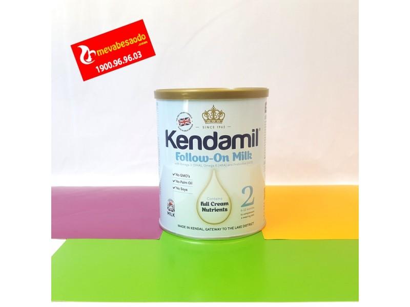 Sữa Kendamil Anh quốc số 2 6-12 tháng