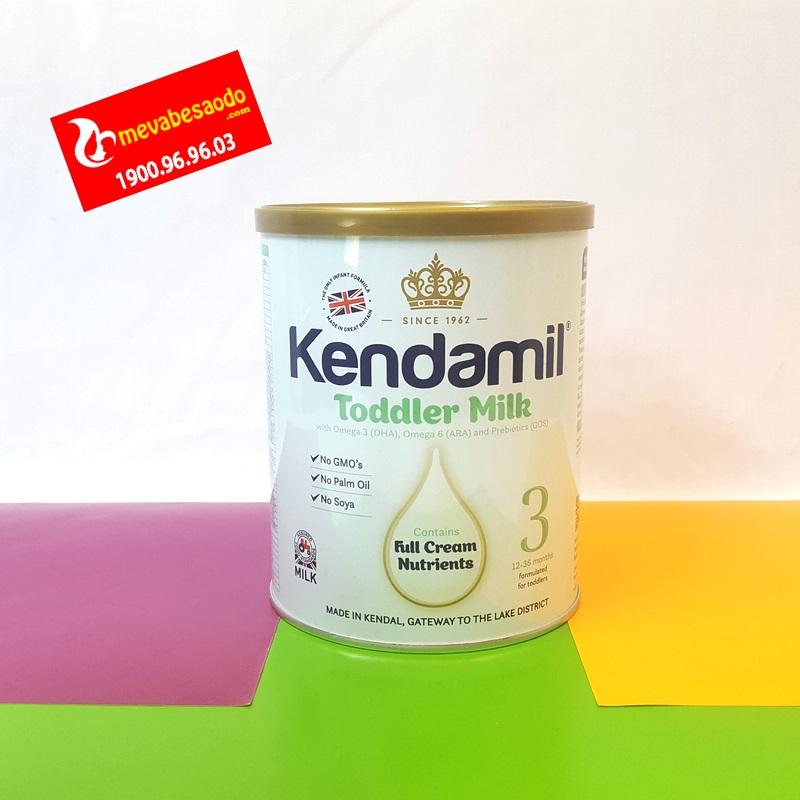 Sữa Kendamil Anh quốc số 3 12-36 tháng