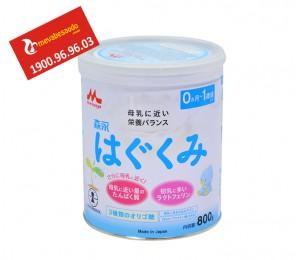 Sữa Morinaga Số 0 nội địa Nhật  (0-1 tuổi)