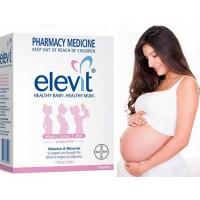 Vitamin tổng hợp Elevit cho bà bầu và trước khi mang thai
