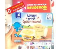 Váng sữa Nestle Pháp 6x60g cho trẻ từ 6 tháng