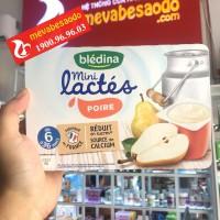 Sữa chua Bledina Pháp cho trẻ từ 6 tháng